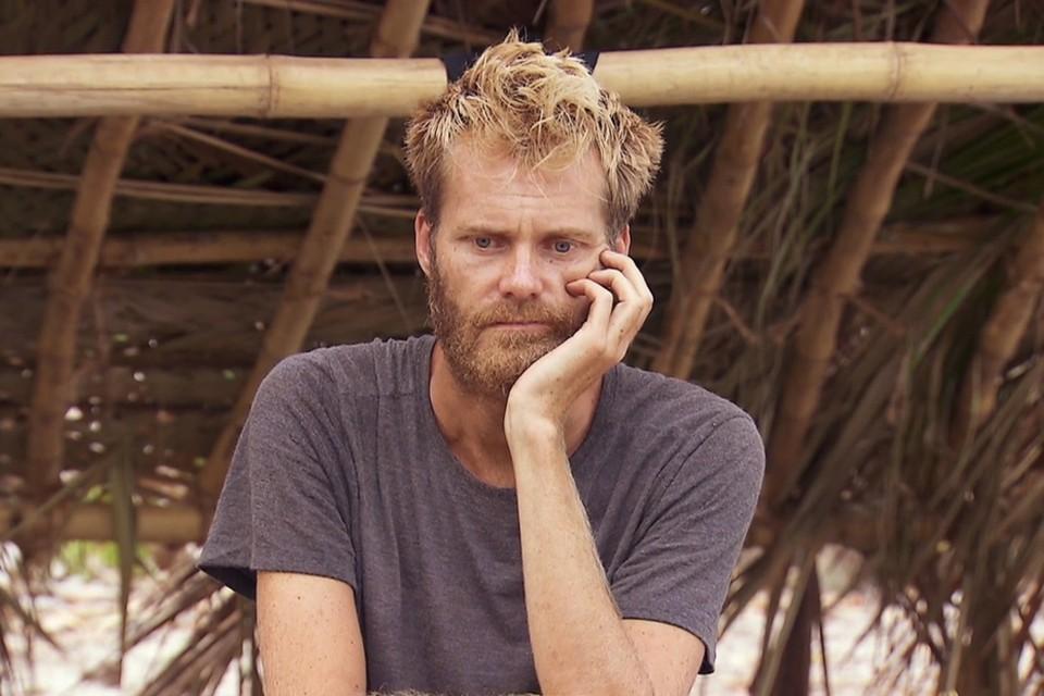 Vol enthousiasme begon Kevin aan Expeditie Robinson, maar een gebrek aan voeding sloopte hem. Hij stapte zelf uit het programma.