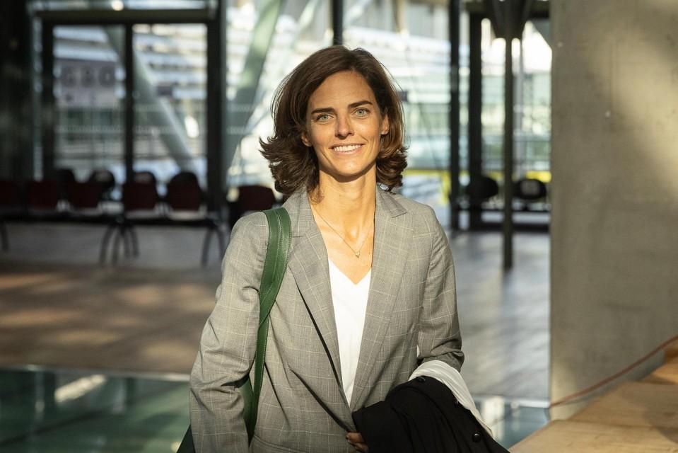 Eline Tritsmans, de advocate van Fabre.