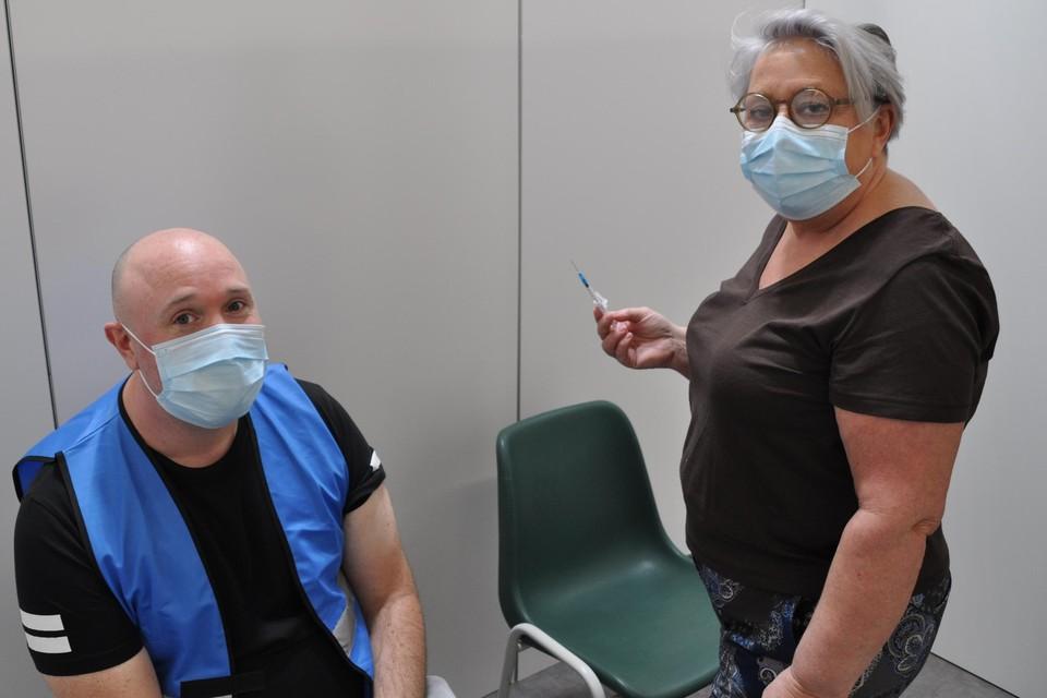 Op de valreep: een laatste vaccinatiekans in het Hamse centrum Meulenbroek.