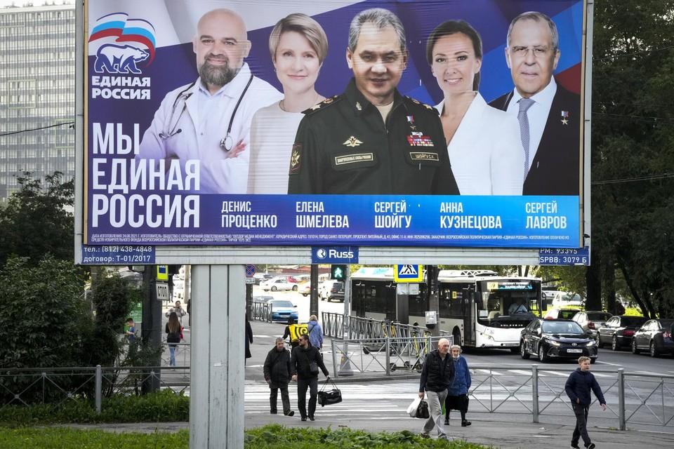 De kandidaten van Verenigd Rusland, dat Poetin steunt, werd geen strobreed in de weg gelegd. De oppositie werd vooral geweerd van de kieslijsten.