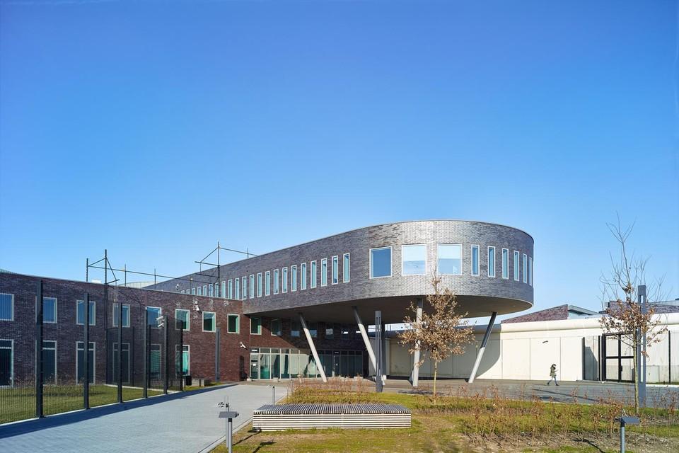 Het Forensisch Psychiatrisch Centrum in Gent.