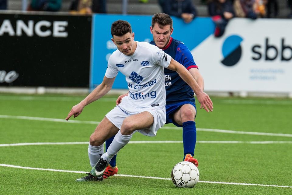 Florin Grancea speelde jarenlang bij KVK Tienen.