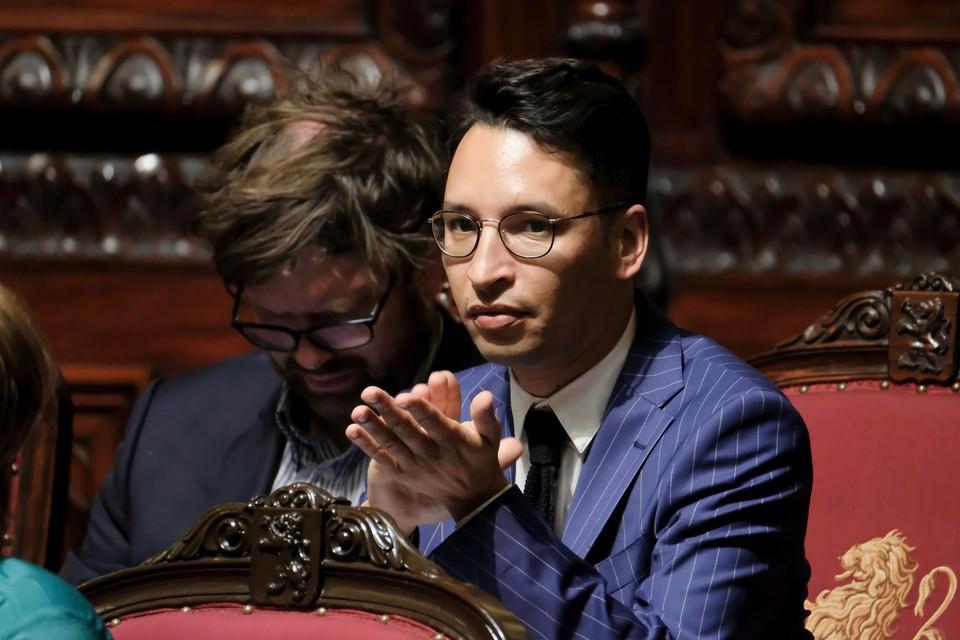 Fourat Ben Chikha, die nu voor Groen in de Senaat zetelt, was voorzitter van Let's Go Urban tussen 2015 en 2018. Bart De Wever verwees expliciet naar hem.