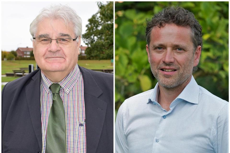 Burgemeester Ivan Delaere (66) zal vervangen worden door huidig schepen Denis Fraeyman (50).