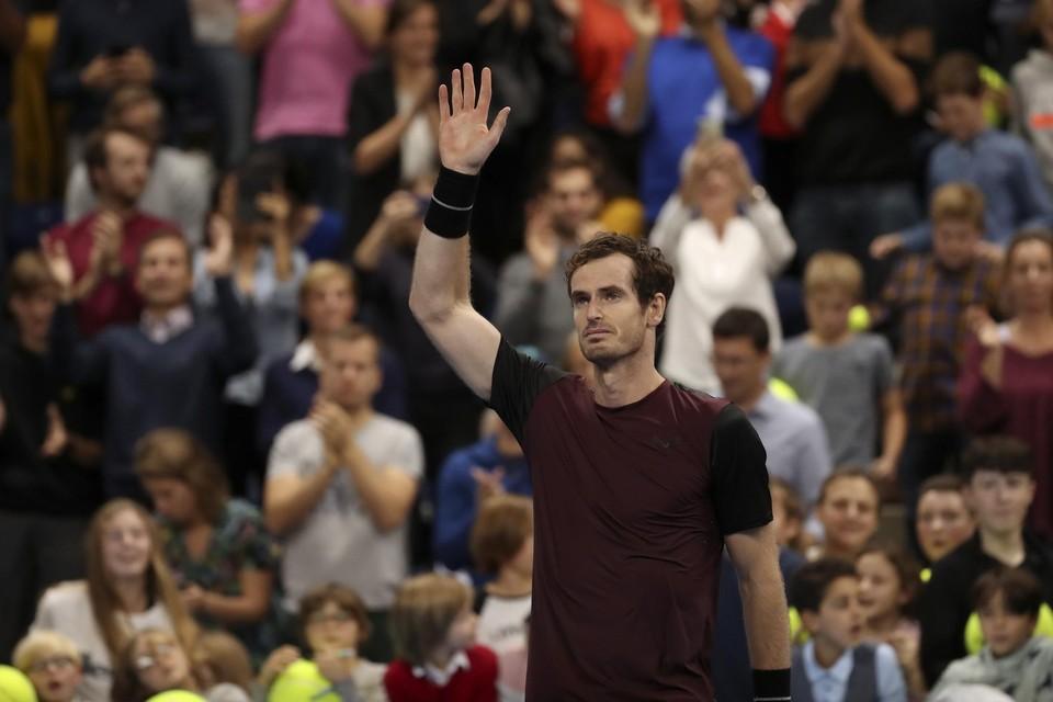 In 2019 won Andy Murray de European Open.