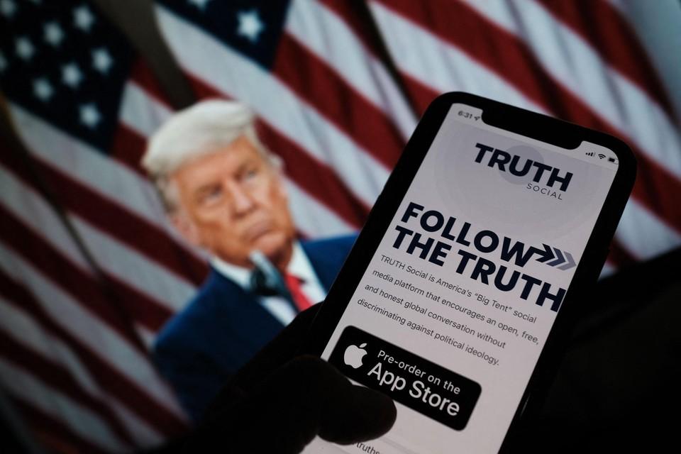 Trump komt met eigen sociaal netwerk