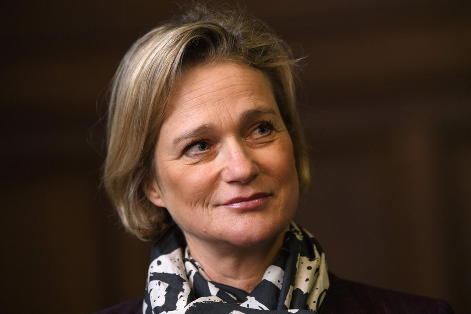 Delphine Boël.