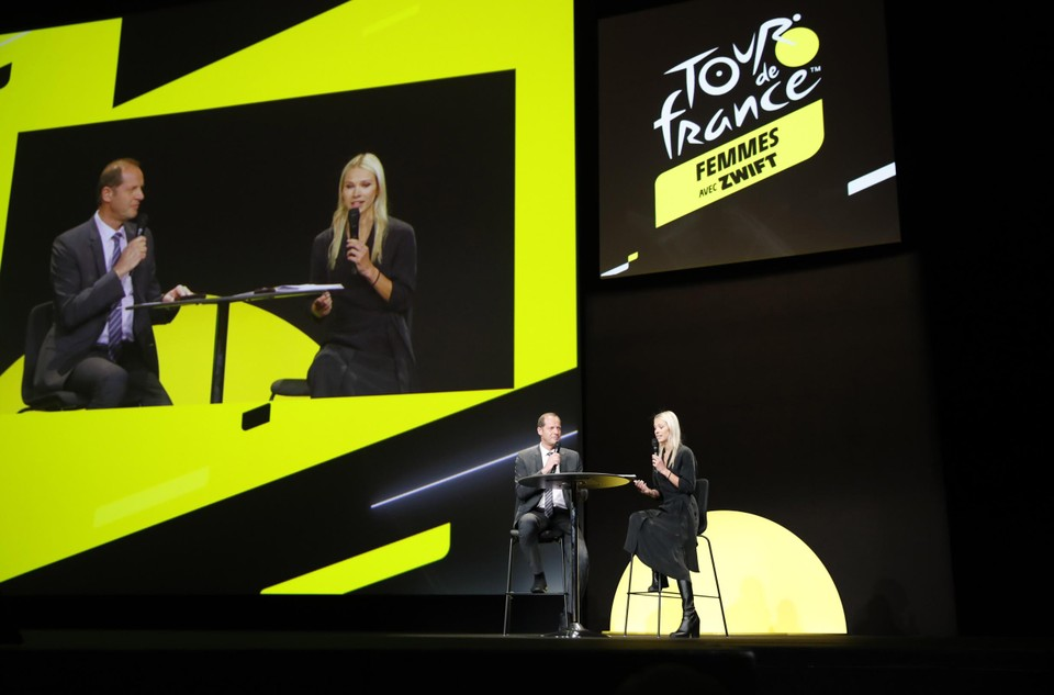 Marion Rousse zal de Tour voor vrouwen in goede banen leiden.