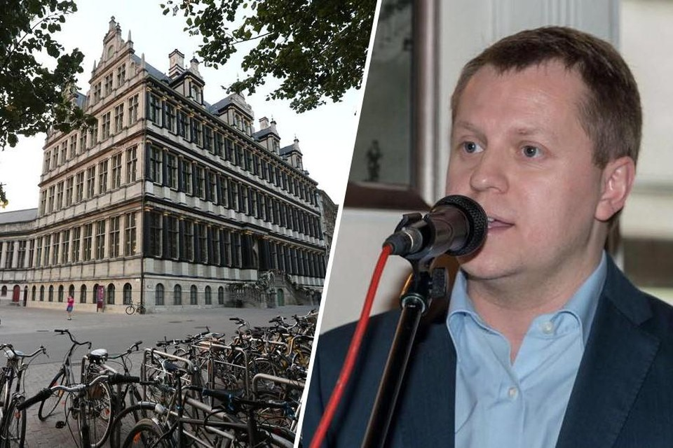 De nieuwe medewerker van de voorzitter van de Gentse gemeenteraad is geen onbekende in het stadhuis.