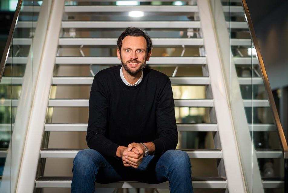 Tomas Van den Spiegel, CEO Flanders Classics.