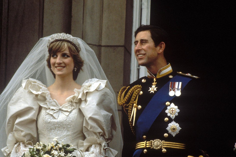 'Telefacts' zoomt in op de week voor het huwelijk van Charles en Diana.