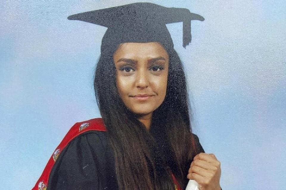 Sabina Nessa werd vermoord teruggevonden in een park, vlak bij haar huis.