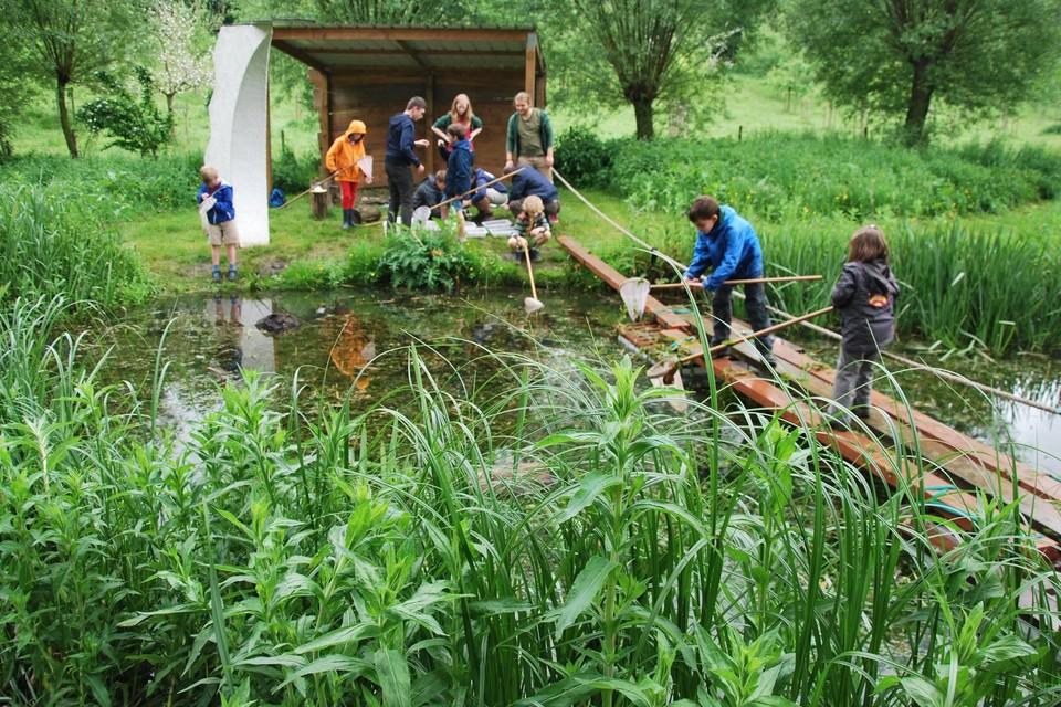 Nu de Paddenbroek uitgebouwd is tot een volwaardig plattelandscentrum, willen veel scholen een educatieve uitstap plannen.