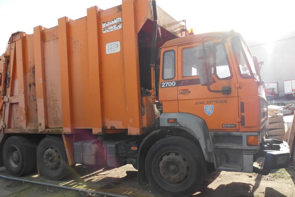 Themabeeld vuilniswagen