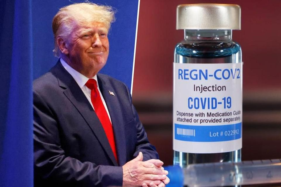 Donald Trump prees de behandeling als een wondermiddel aan nadat hij zelf herstelde van Covid-19.