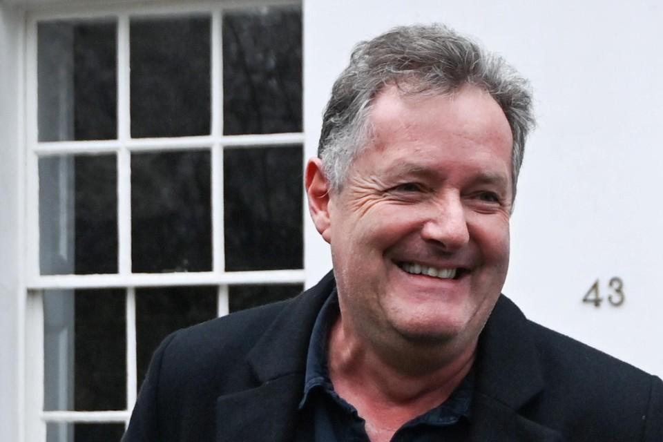 Piers Morgan krijgt een nieuw programma op het nieuwe talkTV.