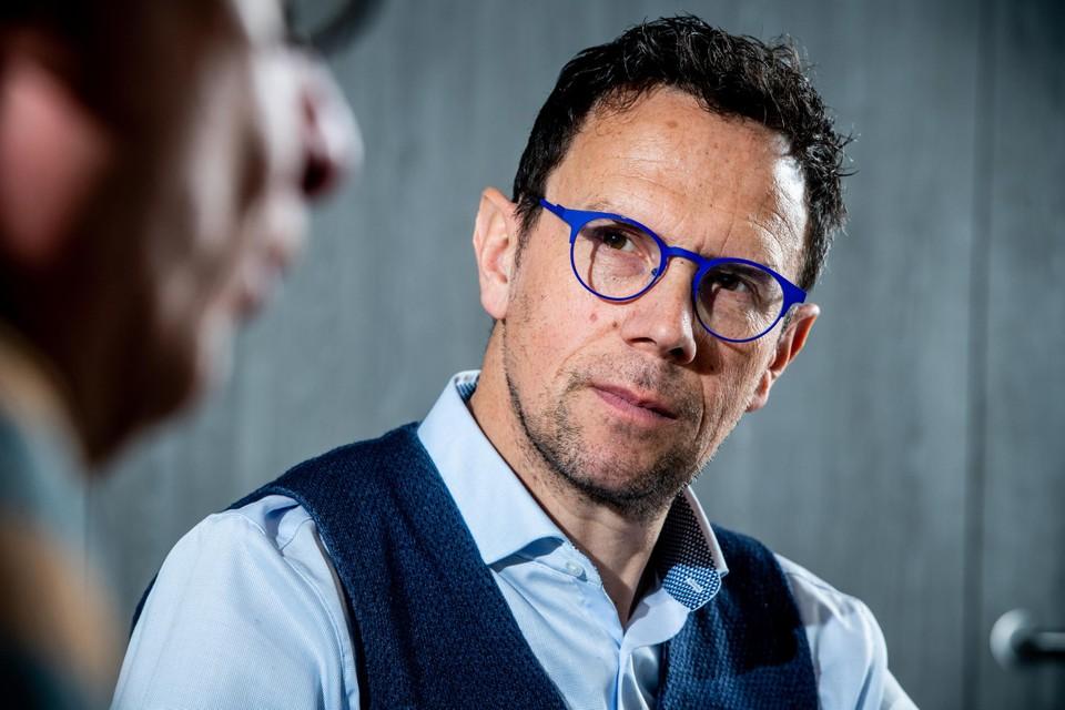 Christophe Impens, CEO Golazo