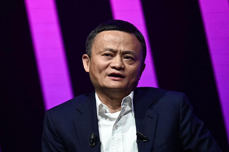 Techmiljardair Jack Ma van Alibaba