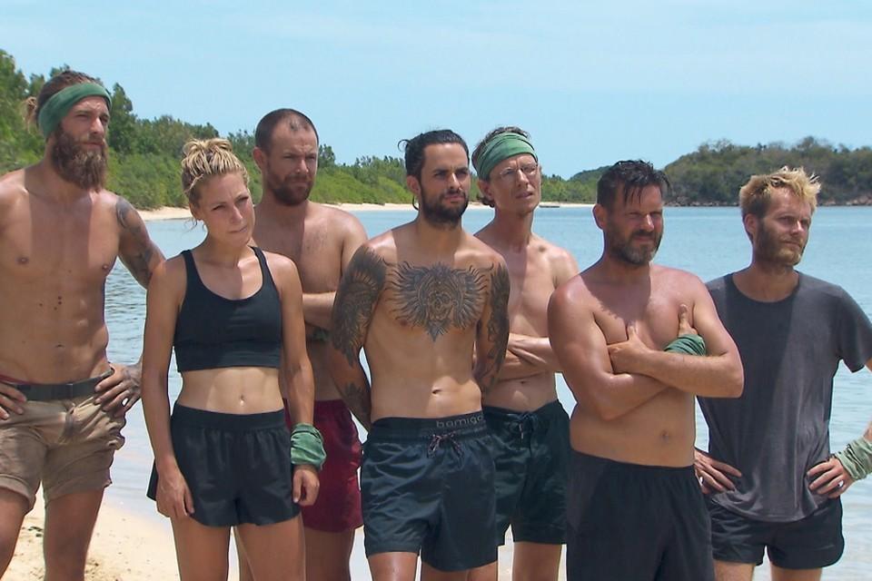 De kandidaten van 'Expeditie Robinson' zitten al meer dan twintig dagen op het eiland