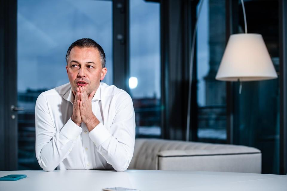 Open VLD-voorzitter Egbert Lachaert zal het voorstel samen met Maggie De Block indienen.