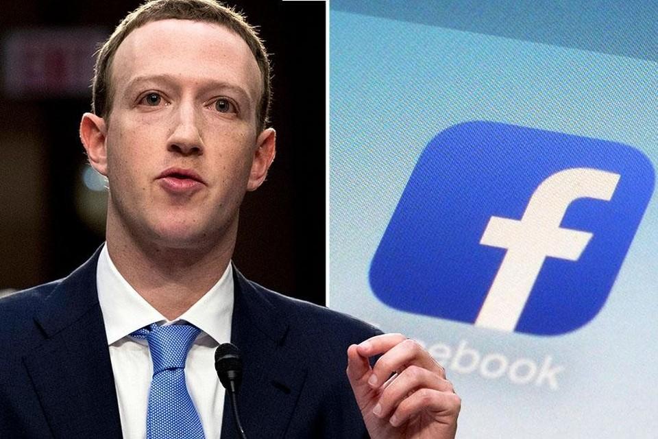 Mark Zuckerberg, eigenaar en oprichter van Facebook.