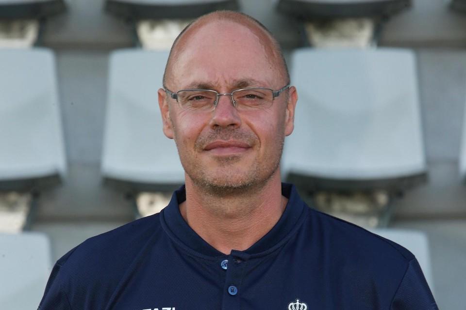 Stijn Naessens was uiteraard tevreden met de eerste overwinning.
