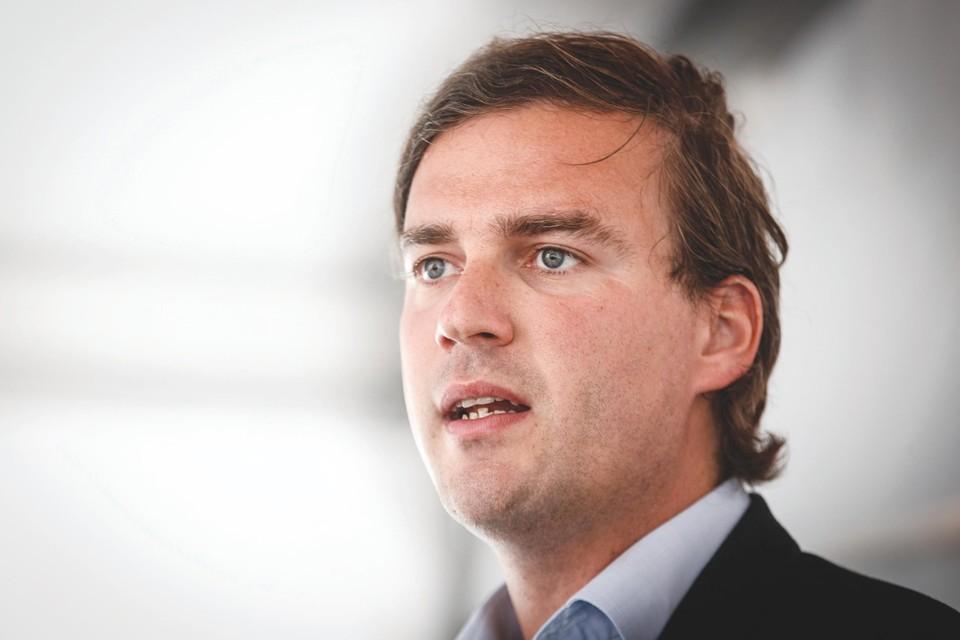 Mathias De Clercq (Open VLD) stelde zich woensdag nadrukkelijk achter het nieuwe verkeersplan. Het is ooit anders geweest.