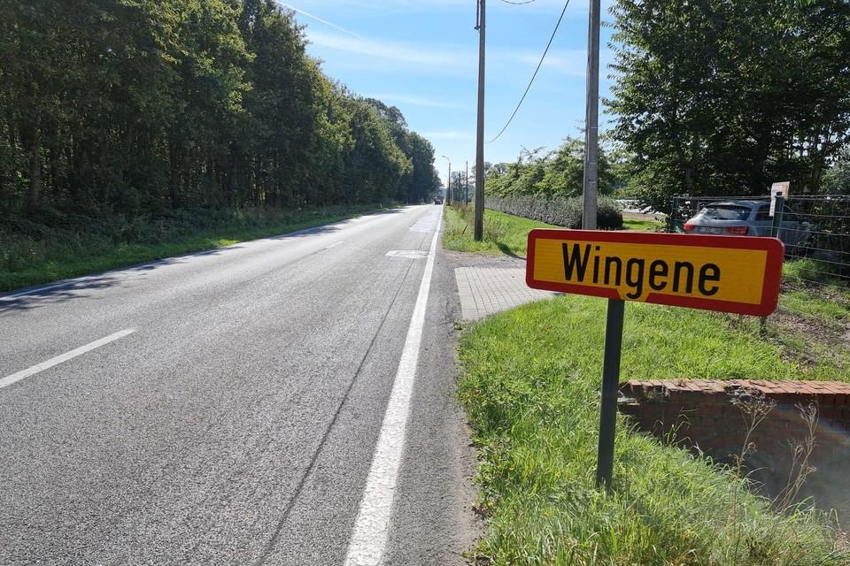 Het langverwachte fietspad tussen Wingene en Beernem komt er nog niet.