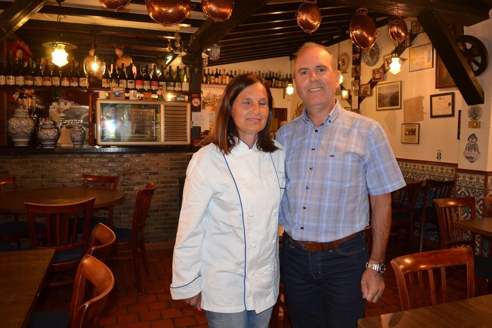 Jorge Taveira en zijn vrouw Rosa namen in 1994 Coimbra over.