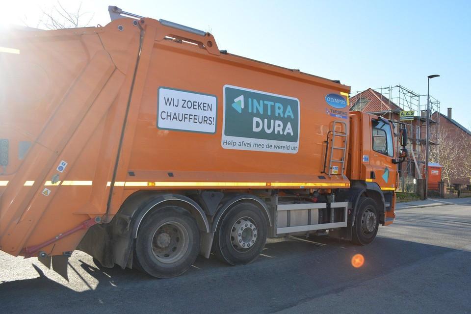 Intradura geeft nog een maand langer respijt voor de oude vuilzakken.