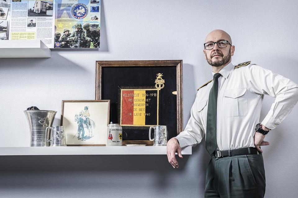Generaal Philippe Boucké vertrekt na minder dan een jaar als hoofd van de militaire inlichtingendienst ADIV.