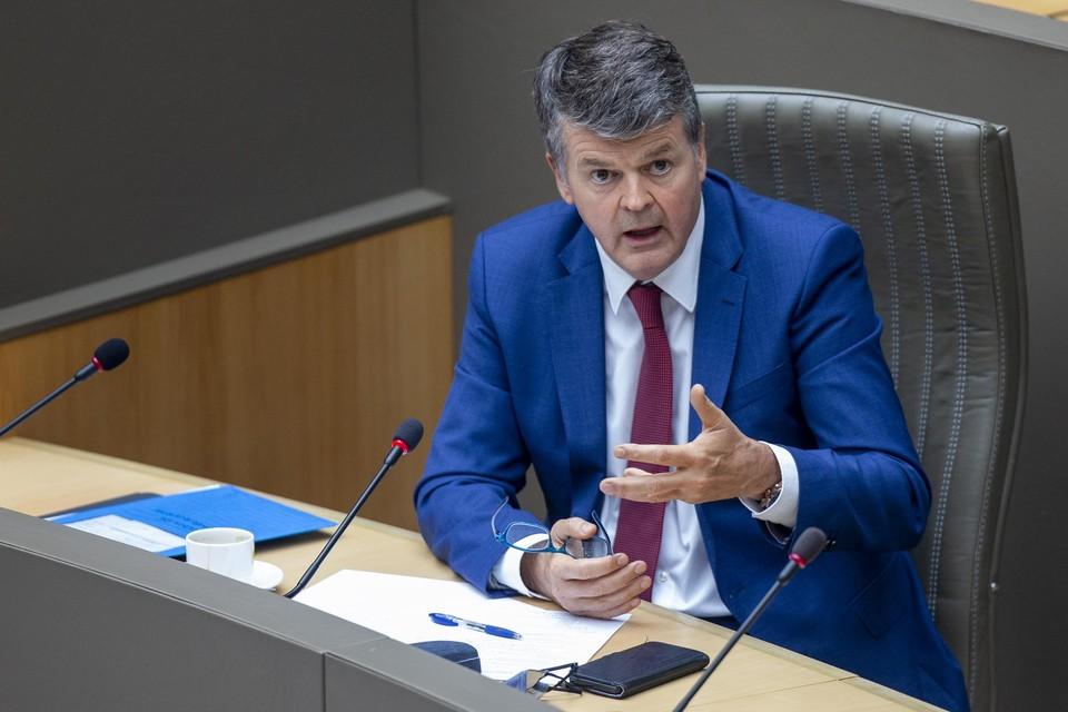 Vlaams minister van Binnenlands Bestuur, Bart Somers (Open VLD).