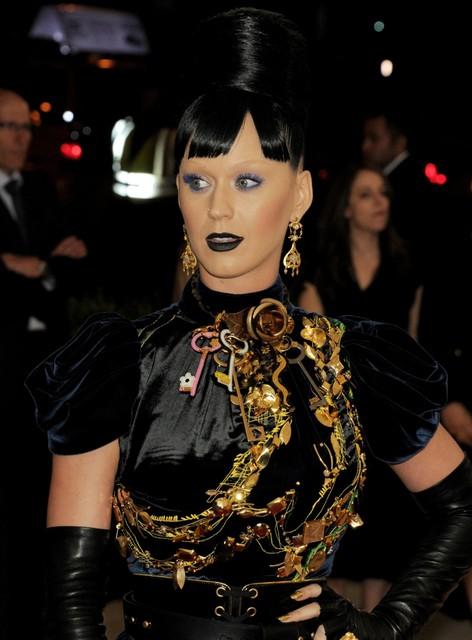 Katy Perry op het Met Gala in 2019