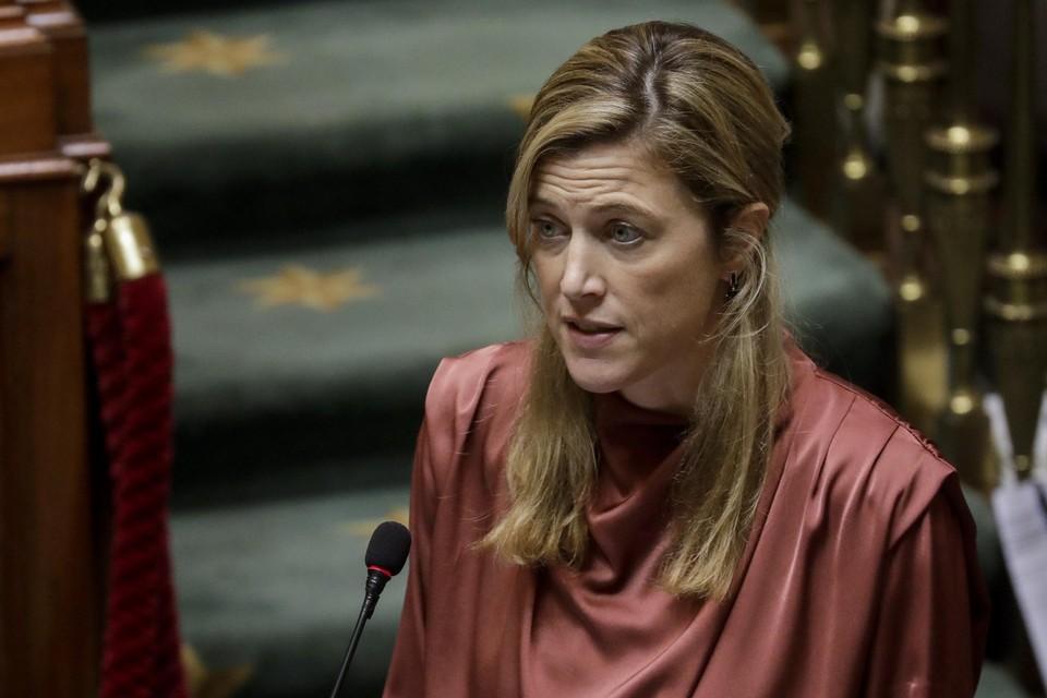 Minister van Binnenlandse Zaken Annelies Verlinden