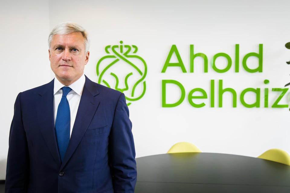 Volgens Frans Muller, topman van Ahold Delhaize, zit de consument nog altijd in coronamodus.