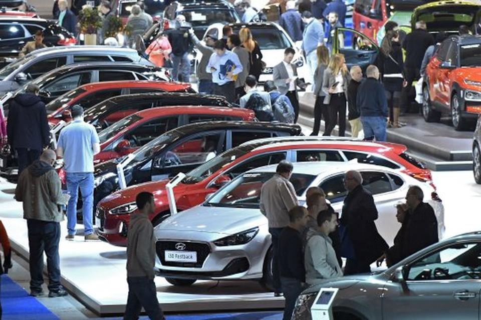 Geen autosalon betekent ook dat merken hun nieuwe modellen niet kunnen tonen en verkopen.