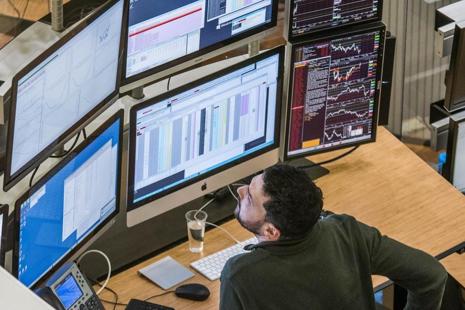 2021 was voor beursanalisten en -beleggers een bewogen jaar.
