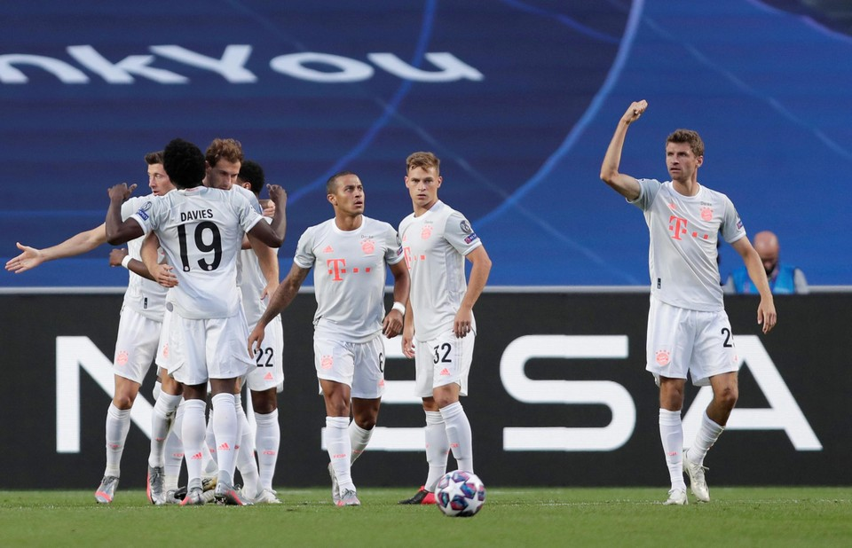 0-1 Thomas Müller