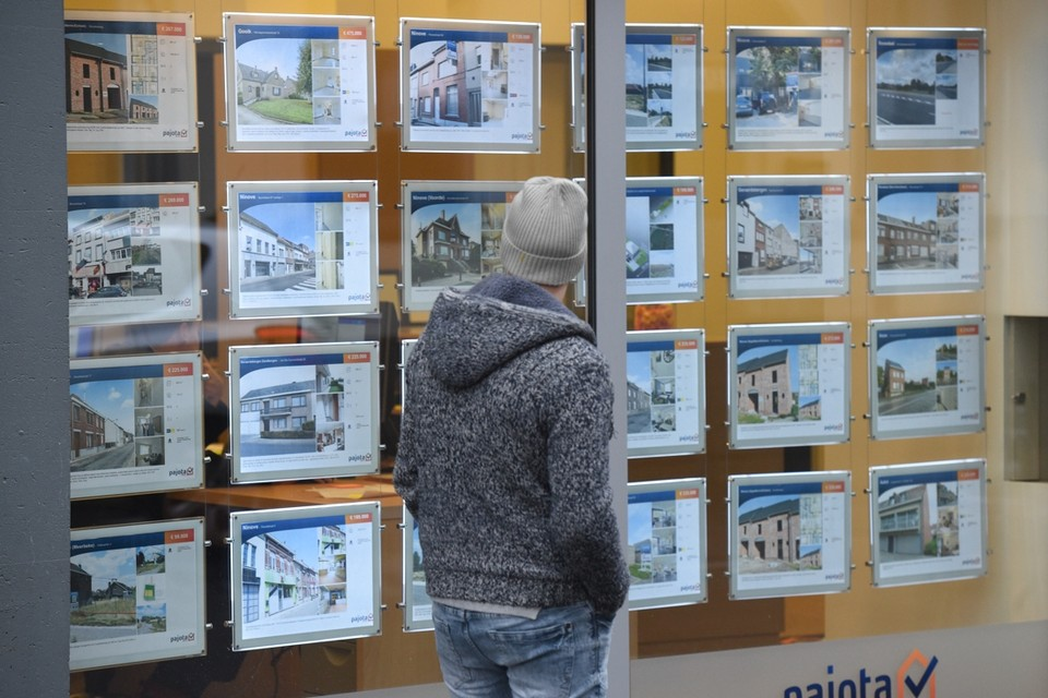 Uit de rondvraag van AXA Bank blijkt dat bijna 7 op 10 jongeren minder dan 300.000 euro betaalden voor hun eerste woning.