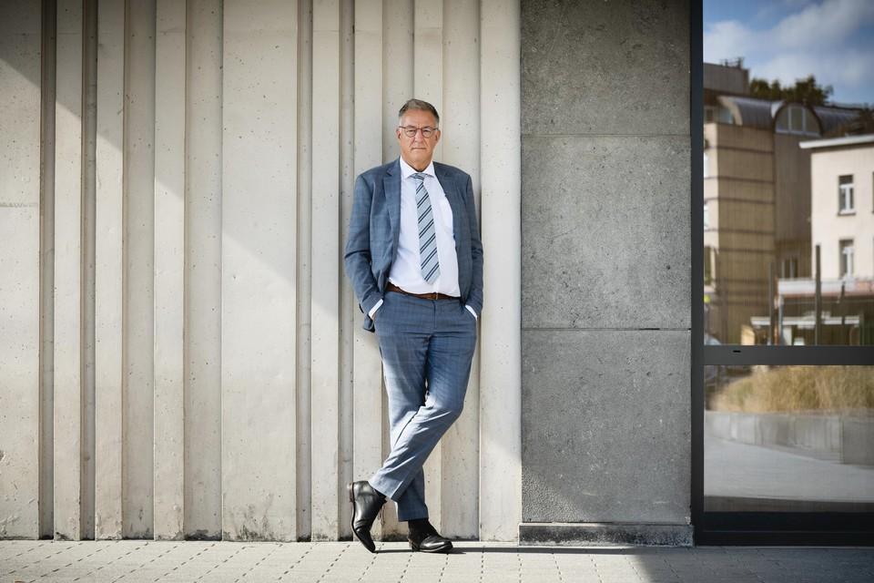 CM-voorzitter Luc Van Gorp.