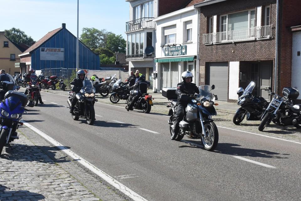 De twintigste editie van de Mollenrit vond plaats in 2019.