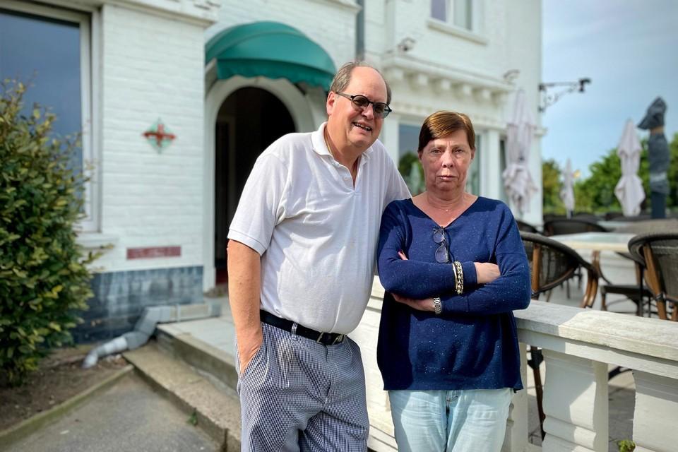 Chef Frank Van Bockstaele en zijn vrouw Caroline hadden liever nog een paar jaar doorgedaan.