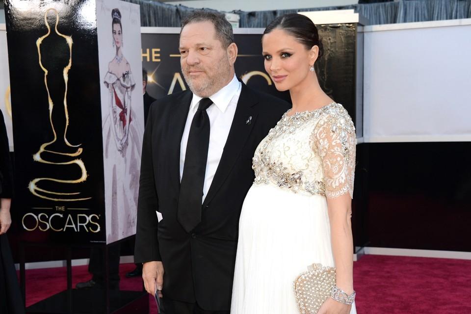 Georgina Chapman was jaren gehuwd met Harvey Weinstein, maar verliet hem toen hij in opspraak kwam. Nu heeft ze het liefdesgeluk teruggevonden bij Adrien Brody.