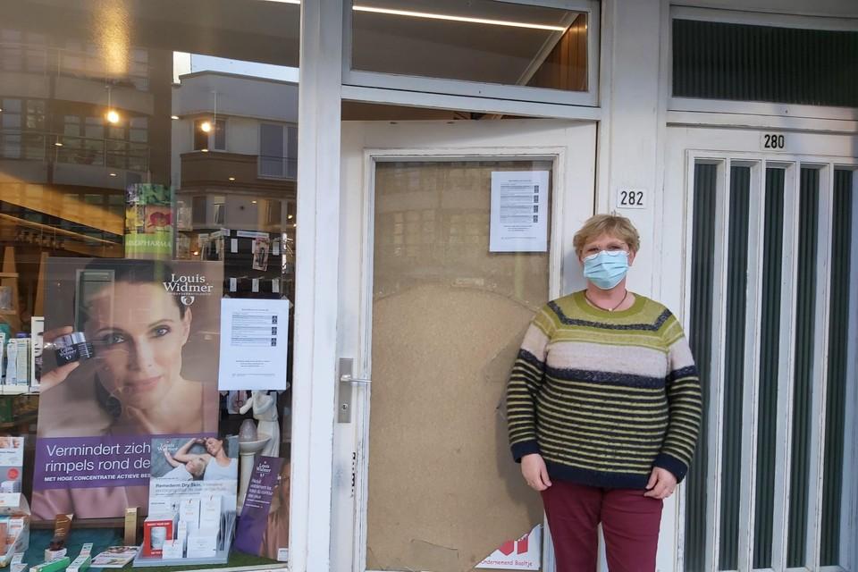 Ook voor een inbraak in apotheek Idesmedica in Oostduinkerke werd Diego V. veroordeeld.