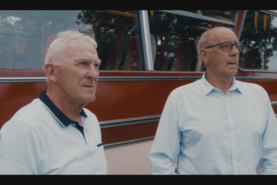 Julien Cools en Walter Meeuws zijn in de eerste aflevering te zien.