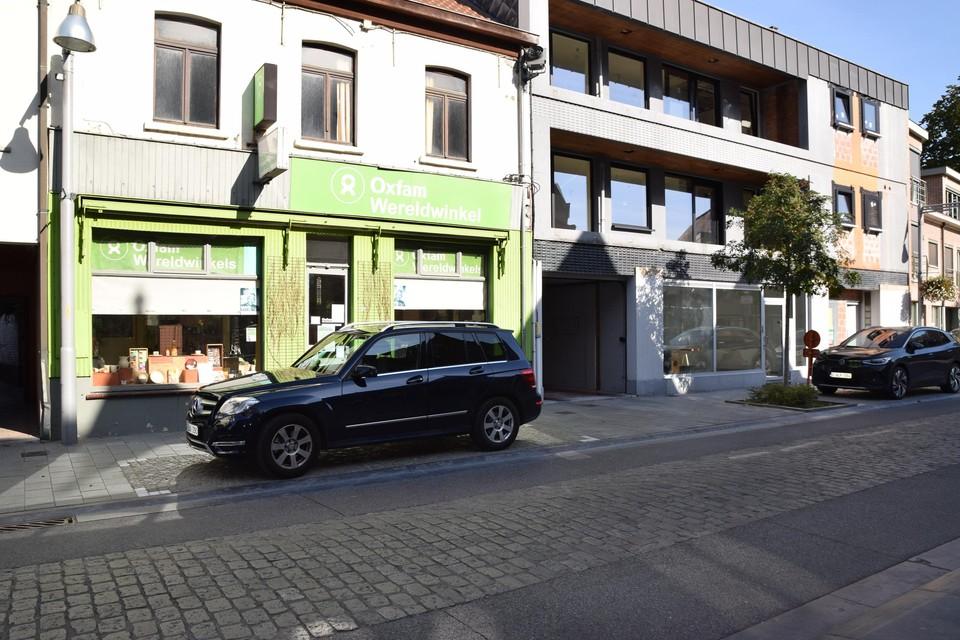 Oxfam Wereldwinkel Lievegem verhuist naar het pand ernaast.