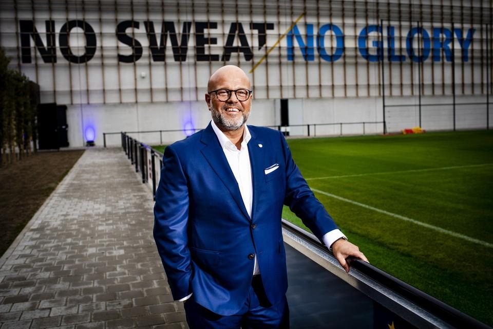 Club Brugge-voorzitter Bart Verhaeghe.