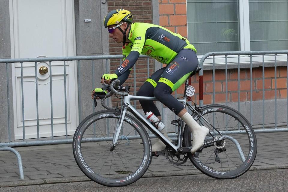 Dimitri Peyskens (archieffoto) trekt met vertrouwen naar het nationale kampioenschap in Waregem.