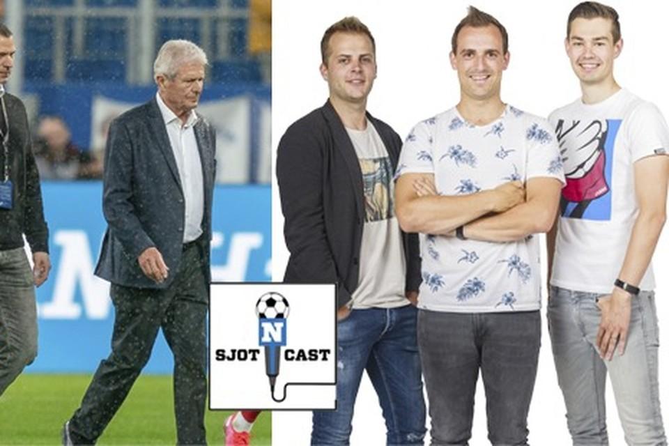 Ook de waanzinnige taferelen in Hoffenheim - Bayern München komen aan bod in onze nieuwste aflevering.