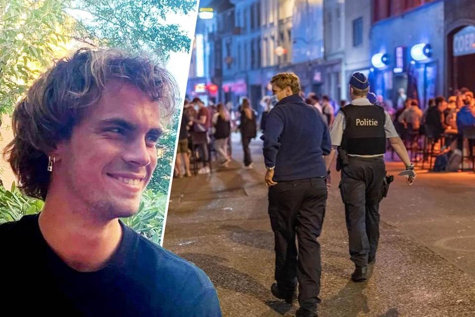 Het is nog steeds niet duidelijk wat met Dali Van Buynder precies gebeurd is na een avondje in de Overpoort.